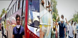 सोनू सूद बने प्रवासी मजदूरो के बने रियल लाइफ हीरो