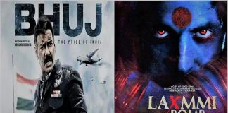 Laxmmi Bomb Collection and Bhuj Collection Through Digital Release as They Sold for a Whopping Price