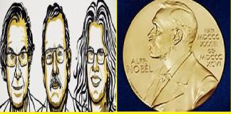 Nobel Prize 2020 Physics