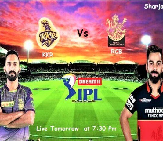 IPL KKR VS RCB