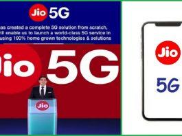 Jio New 5G Phone
