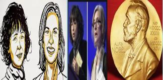 Nobel Prize 2020 Chemistry
