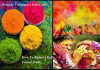 How To Remove Holi Color