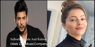 Sidharth Rubina Music Video