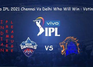 Poll Chennai Vs Delhi
