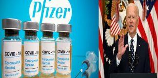 Pfizer BoiNTech Covid Vaccine