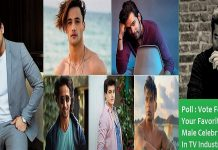 Poll Best Male TV Celebrity 2021