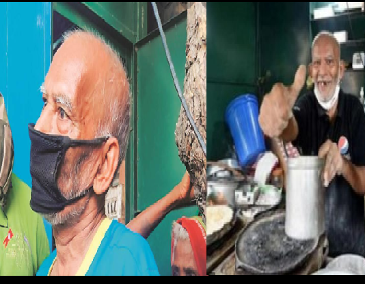 BABA KA DHABA Owner tried to Suicied