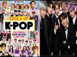 K-Pop BTS Band