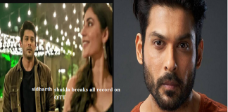 Sidharth Shukla Broken But Beautiful 3 breaks record