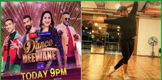Sidharth Shukla in Dance Deewane 3 as special Guest