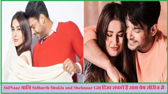 sidharth shehnaaz web series