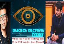 Bigg Boss 15 Host