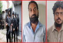 Terrorist Caught in Lucknow